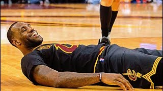 Most Ridiculous Flops In Basketball