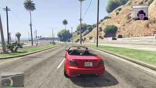 Lets play grand theft auto 5 part 3 micheals adventure