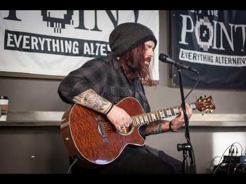 Seether - Fake It - (LIVE) acoustic POINT LOUNGE session
