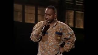Def Comedy Jam: G. George - All Stars 1, Show 3 : what's the flavor neighbor
