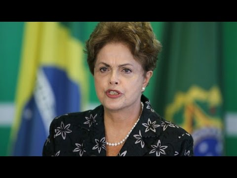 Brazilian Senate to Vote on President Rousseff's Impeachment (1/2)