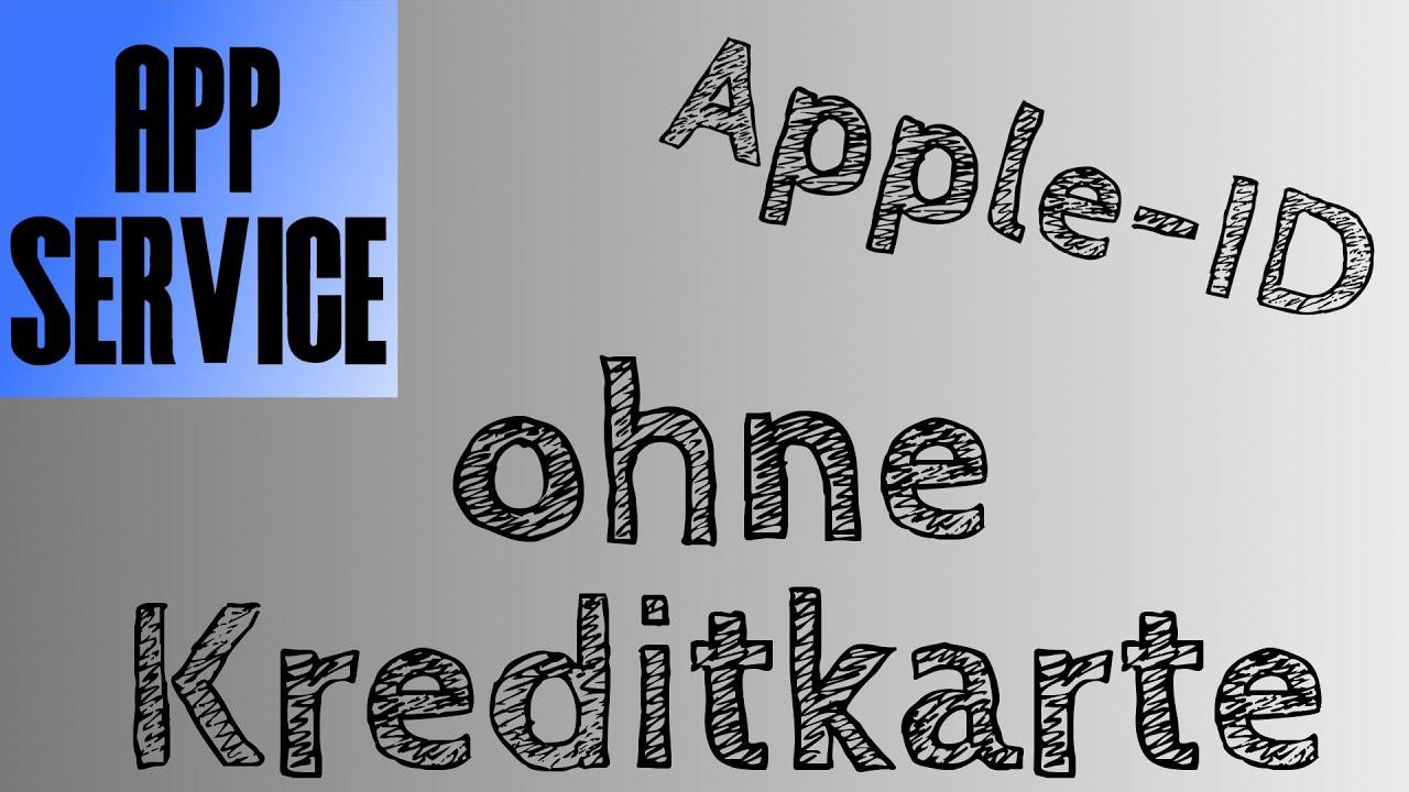 apple konto erstellen