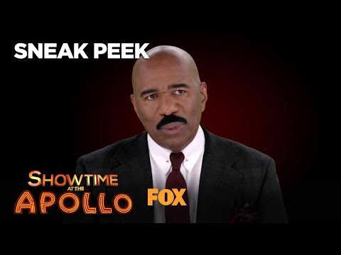 Sneak Peek: Christmas In Harlem | SHOWTIME AT THE APOLLO