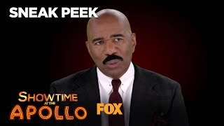 Sneak Peek: Christmas In Harlem   SHOWTIME AT THE APOLLO