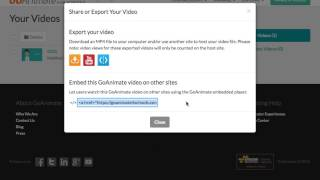 Download How To Get Goanimate For Schools Watermark On Vyond