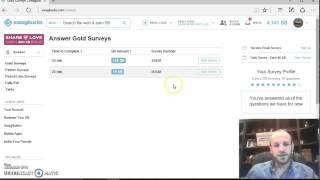Earn Gift Cards With Swagbucks Surveys