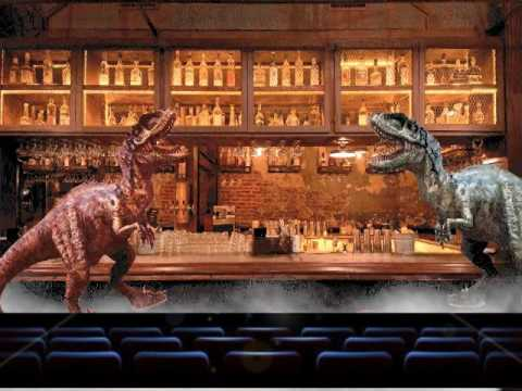 Friday Nite in the Late Cretaceous