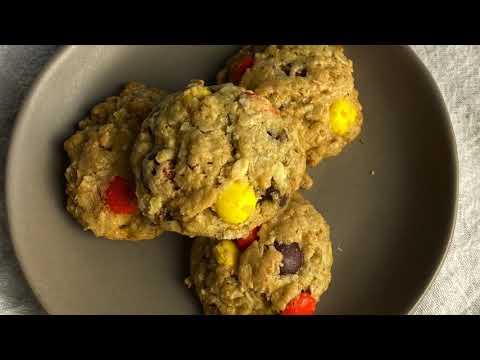 Backpack Cookies (Halloween Version)
