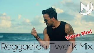 Best Reggaeton Party Twerk Video Mix #21 |  New Latin Hip Hop RnB Pop Club Video Dance Music 2018