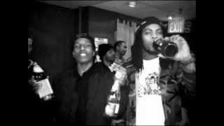 A$AP Rocky Feat. Waka Flocka - Pretty Flacko (Remix)