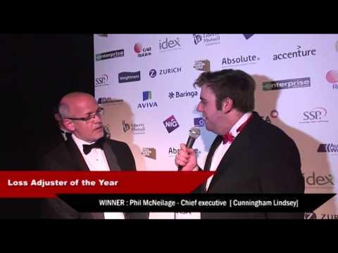 IT Award winner: Loss Adjuster of the Year