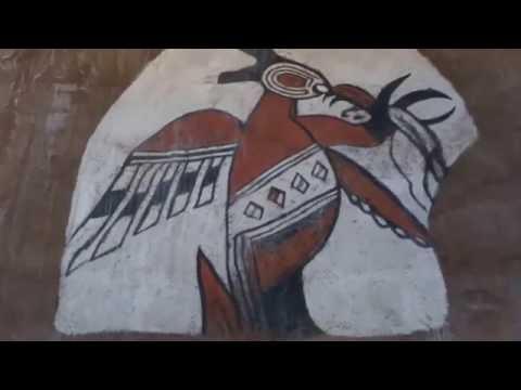 Grand Canyon #7: Desert View's 1956 plane crash memorial, canyon panorama & native art 2016-06-02