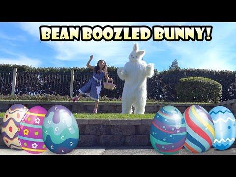 BEAN BOOZLED BUNNY!!! Easter Extravaganza 2016!