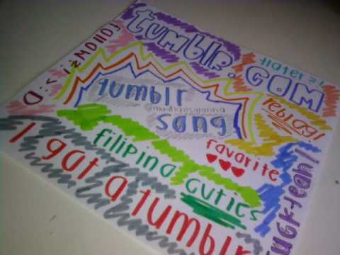 I've got a tumblr, do you? ;; Lyrics