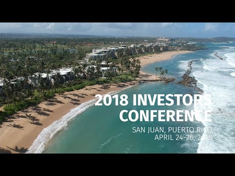 Puerto Rico - 2018 Investors Conference