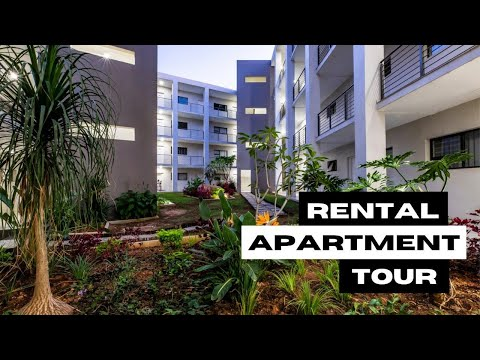 What $500 can get you in Johannesburg │ Rental apartment tour