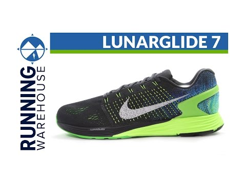 save off b4696 e9a69 Nike LunarGlide 7 for men - YouTube