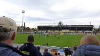 1. FC Lok Leipzig- VFC Plauen 0-0, 26.10.2013