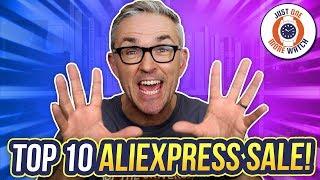 Top 10 AliExpress Sale Watches! August/September 2019