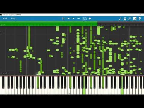 Ride Converted To MIDI