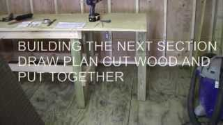 Building A Strong Workbench Pt 3