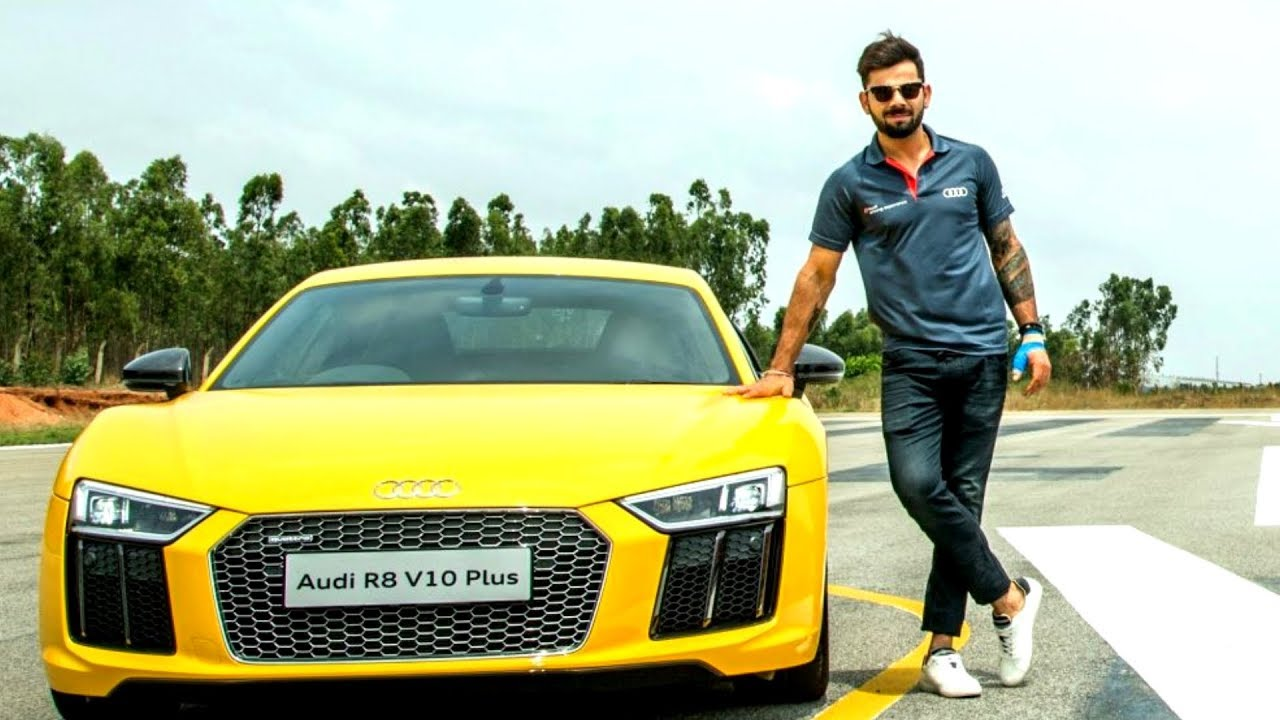Virat Kohli New Car Collection