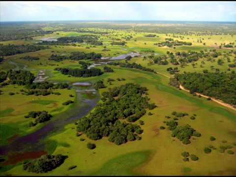 Paraguay-En Lo Alto De La Sierra