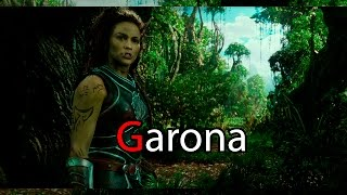 World of Warcraft el lore de Garona por Dange