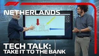 Zandvoort's Banked Corners | F1 TV Tech Talk | Crypto.com