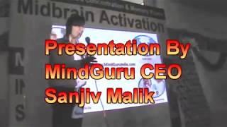 MidBrain Activation Workshop Sonepat - Mission Genius Mind mid brain