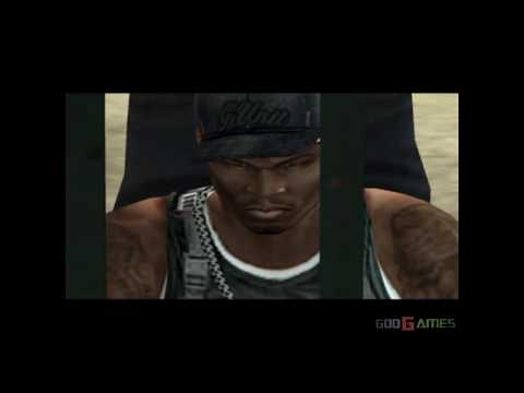 50 Cent Bulletproof - Gameplay PS2 (PS2 Games on PS3)