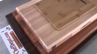 Hardwood Cutting Board Reviews