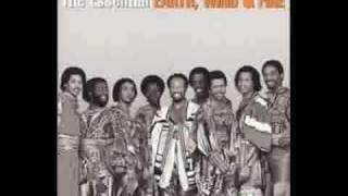 earth, wind & fire (the way you feel shows on your face)