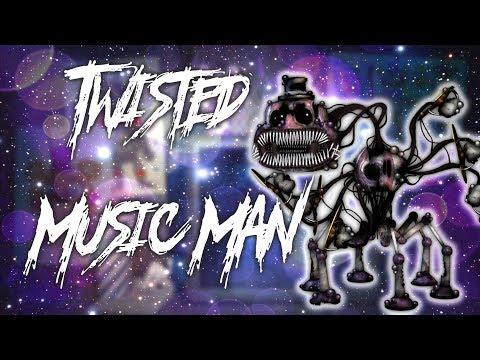 [ Speed Edit | FNaF ] Make Twisted Music Man