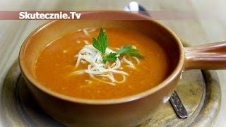 Zupa z podsmażonej marchwi i pomidorów :: Skutecznie.Tv [HD]