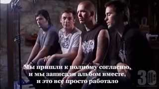 30 Seconds to Mars - Interview on Blue Room 2005 (part 1) (русские субтитры)