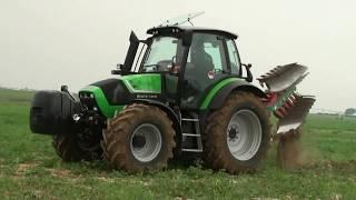 DEUTZ FAHR Agro XXL 1630 & Agrotron 400 TTV