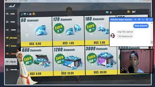 How to TOPUP in Rules of Survival (Smart & Talk N