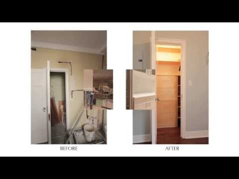 Central Park Prewar Classic 8 Remodel Before & After – CPW, NYC