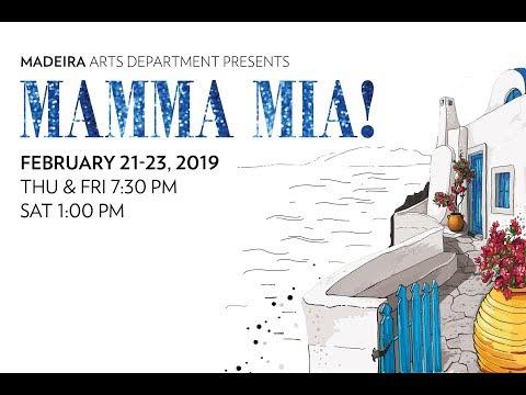 Mamma Mia! - The Madeira School - Feb. 21-23, 2019