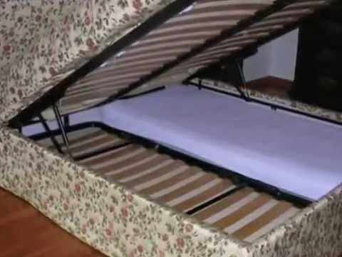 Santambrogio divani milano vi presenta i divani e i letti su misura - YouTube