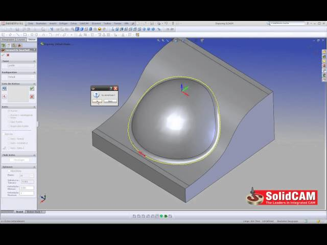 HSS - Projektion