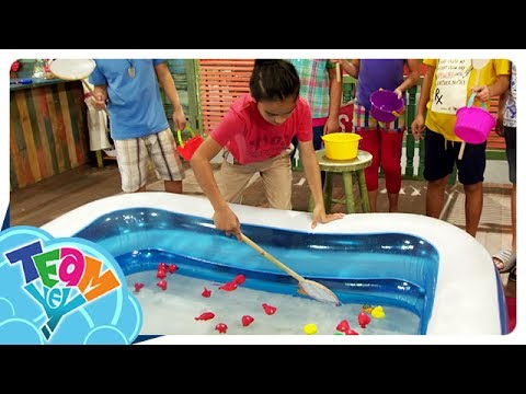 Sunday Funday: Carnival Games - Fish Catching  Team Yey Season 2