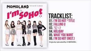 [Full Album] MOMOLAND(모모랜드) - Show Me