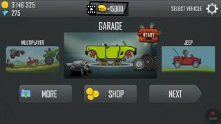 Download Hill Climb Racing - Garage MP3 song and Music Video