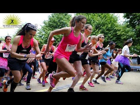 Go Sport Running Tour du Château de Versailles 2016