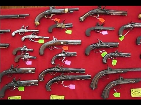 $ Millions in Old Guns Found in PA Town! vol 1