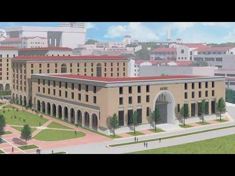 Texas State University Announces Massive New Music Building