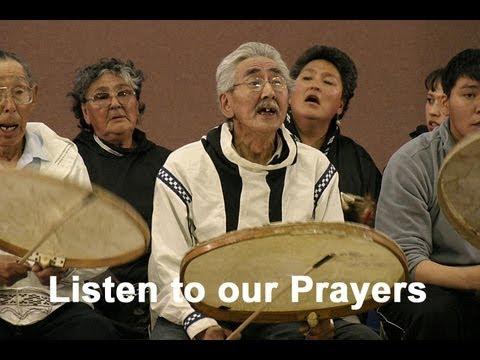 Polar Bear Prayer