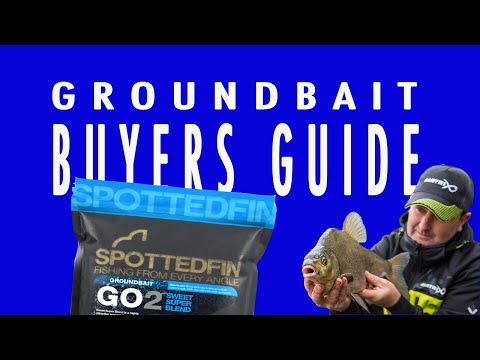 SPOTTED FIN SWEET SUPER BLEND GROUNDBAIT GUIDE - FISHING BAITS